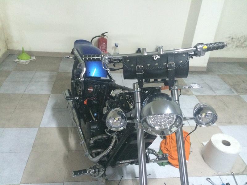 Personalização de Leonart Spyder 125cc  Img_4912