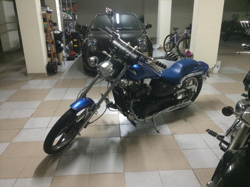 Personalização de Leonart Spyder 125cc  Img_5012