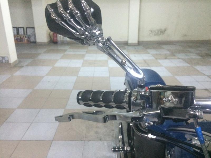 Personalização de Leonart Spyder 125cc  Img_7211