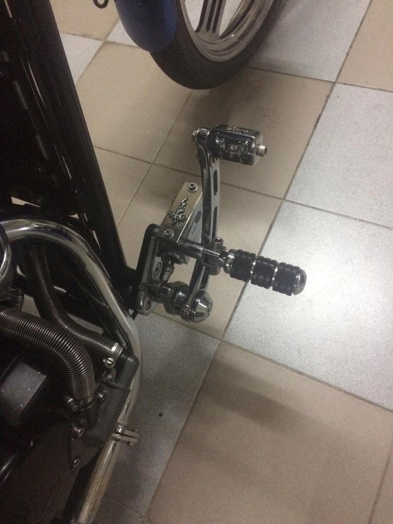 Personalização de Leonart Spyder 125cc  Img_7215