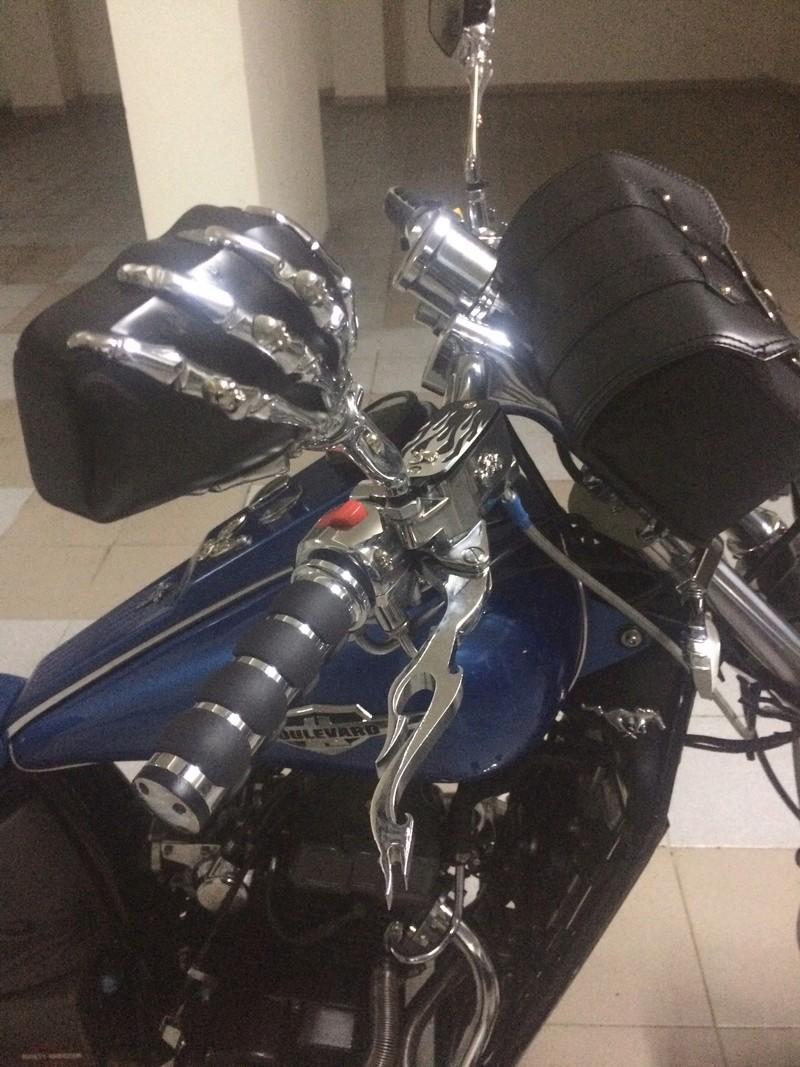 Personalização de Leonart Spyder 125cc  Img_7216