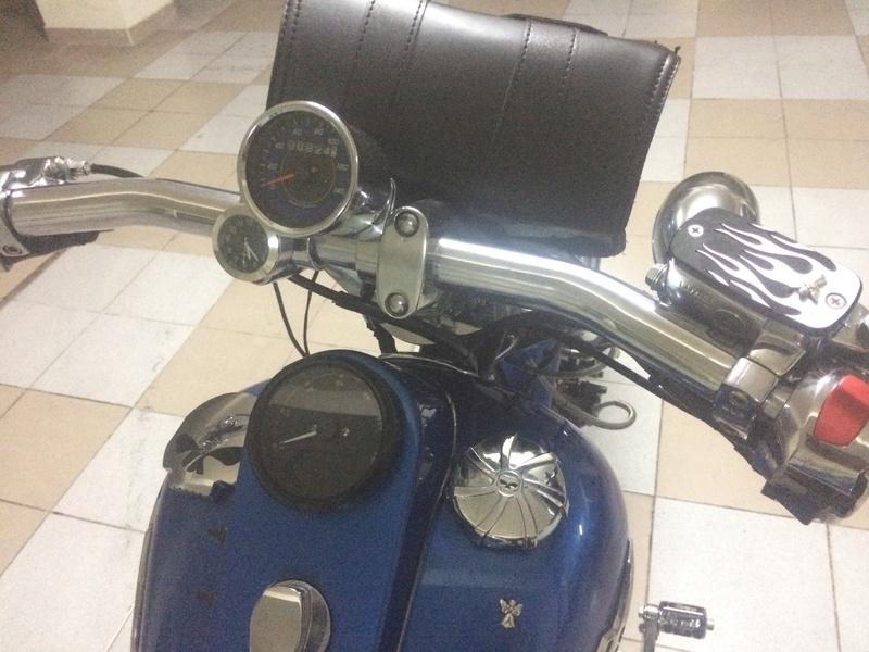 Personalização de Leonart Spyder 125cc  Img_7217