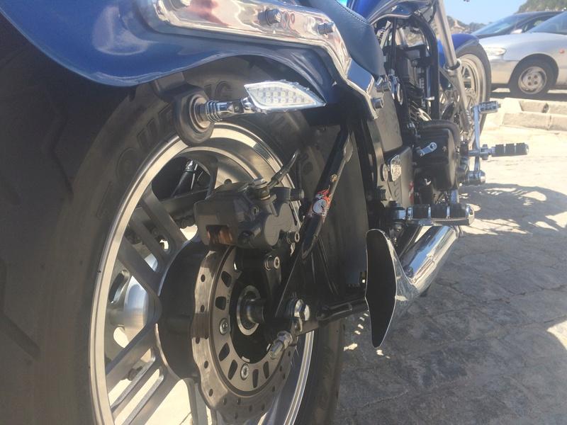 Personalização de Leonart Spyder 125cc  Img_7219