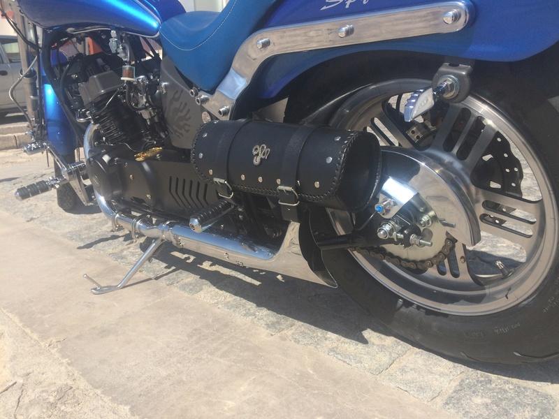 Personalização de Leonart Spyder 125cc  Img_7220