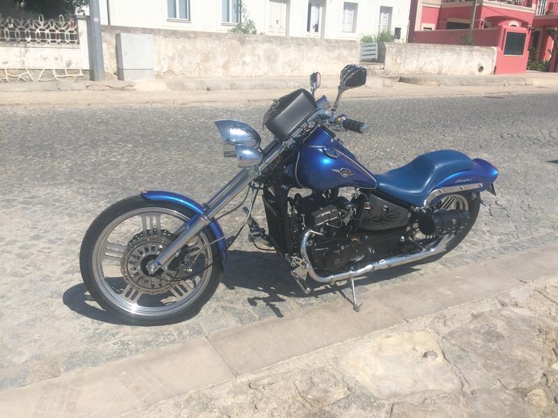 Personalização de Leonart Spyder 125cc  Img_7223
