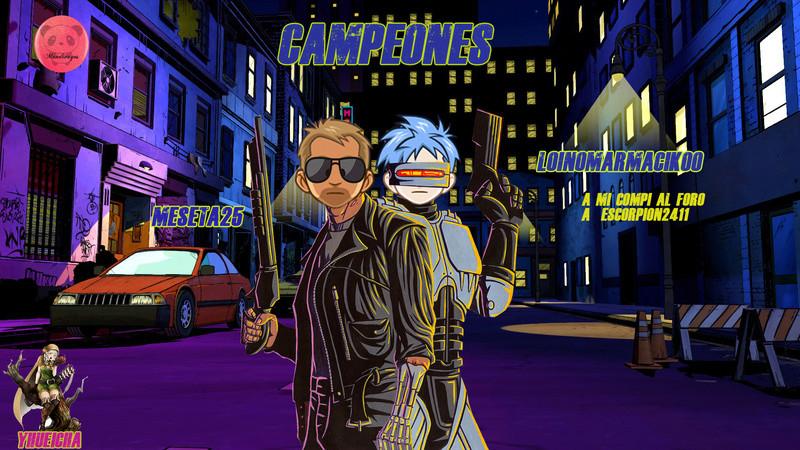PARCHIS PAREJA 21-09-2017...CAMPEONES!! MESETA25-LOINOMARMACIK00 Campeo11