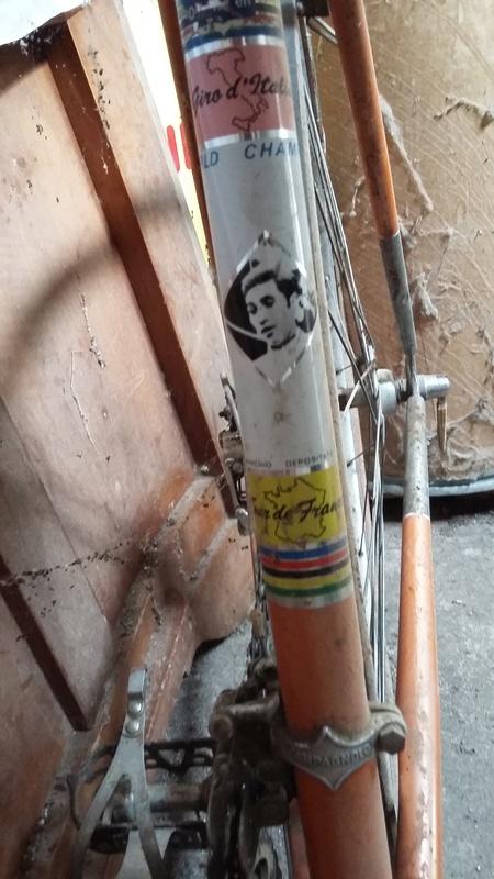 Vélo Eddy Merckx suite 20161110