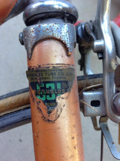 Vélo Eddy Merckx suite 2a7ceb10