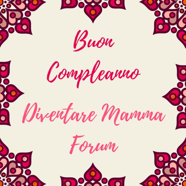 mamma - Diventare Mamma Forum: 1 anno di noi! Buon_c10