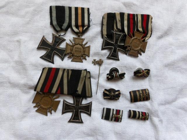 Vos barrettes & rappels de décorations - médailles - Page 2 100_2928