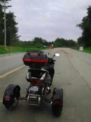 Pastor Ron's Honda Silverwing Trike (GT3 Kit) Pics 15021310