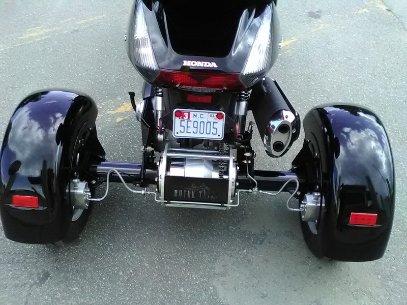 Pastor Ron's Honda Silverwing Trike (GT3 Kit) Pics Img_2010
