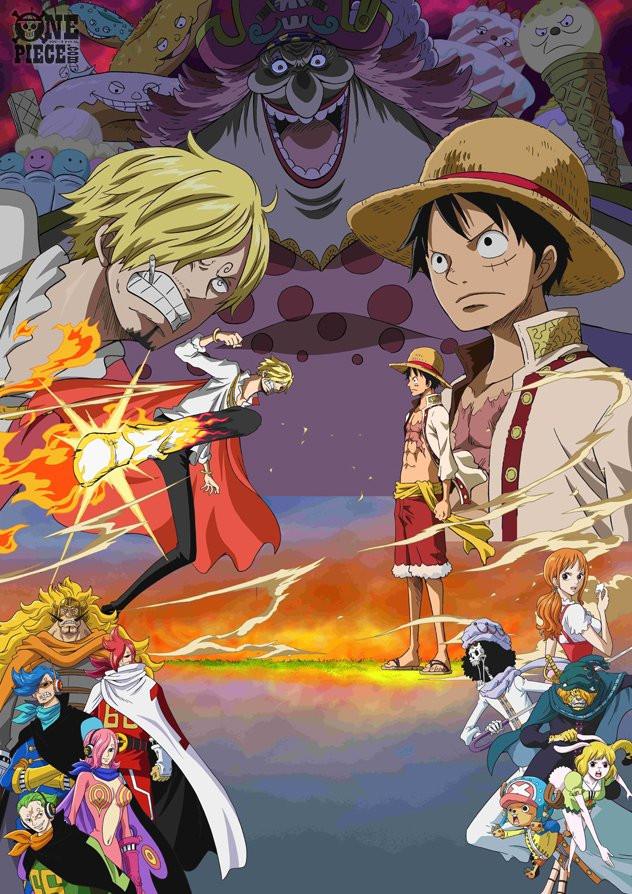 """عروض ترويجية لحلقة """"One Piece"""" المزدوجة 41575211"""