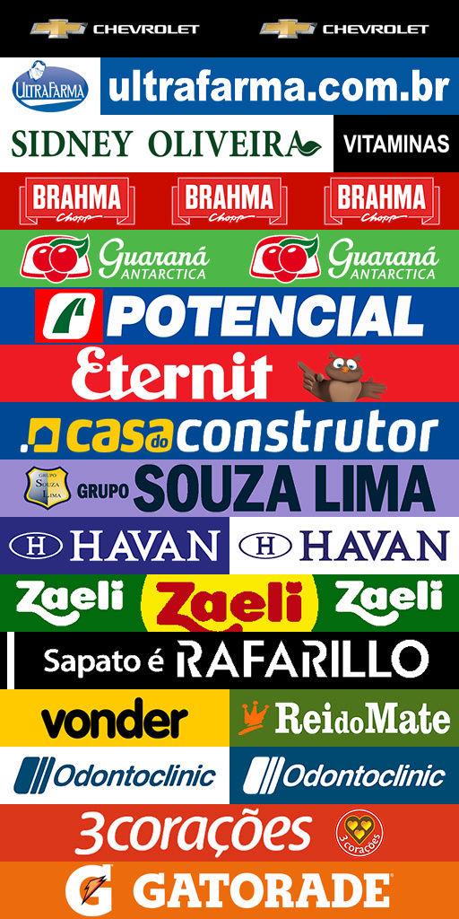 Adboards de Equipos Nacionales CONMEBOL (Rusia 2018) Brazil10