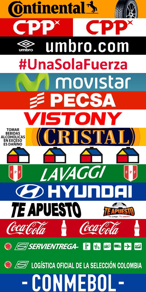 Adboards de Equipos Nacionales CONMEBOL (Rusia 2018) Peru_210
