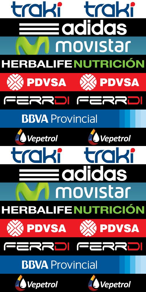 Adboards de Equipos Nacionales CONMEBOL (Rusia 2018) Venezu10
