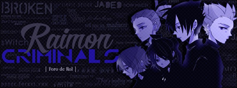 Raimon Criminals