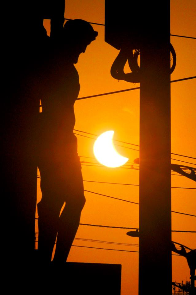 Eclipse Solar Parcial - Fortaleza - 21/08/17 20992610