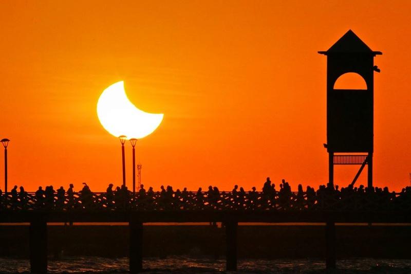 Eclipse Solar Parcial - Fortaleza - 21/08/17 20992710