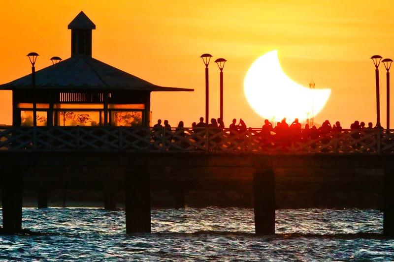 Eclipse Solar Parcial - Fortaleza - 21/08/17 21077310