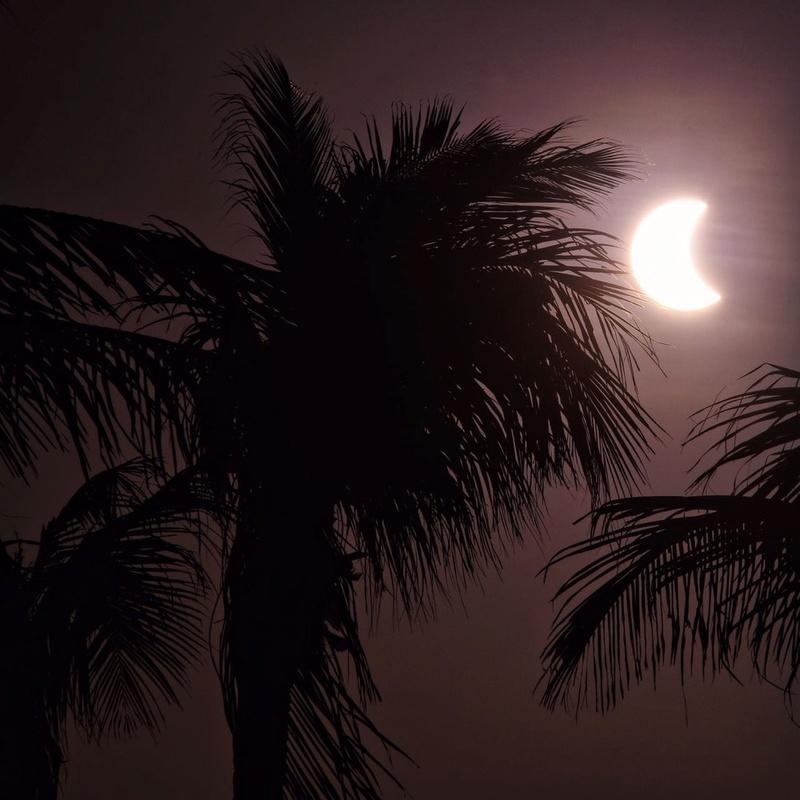 Eclipse Solar Parcial - Fortaleza - 21/08/17 Whatsa17