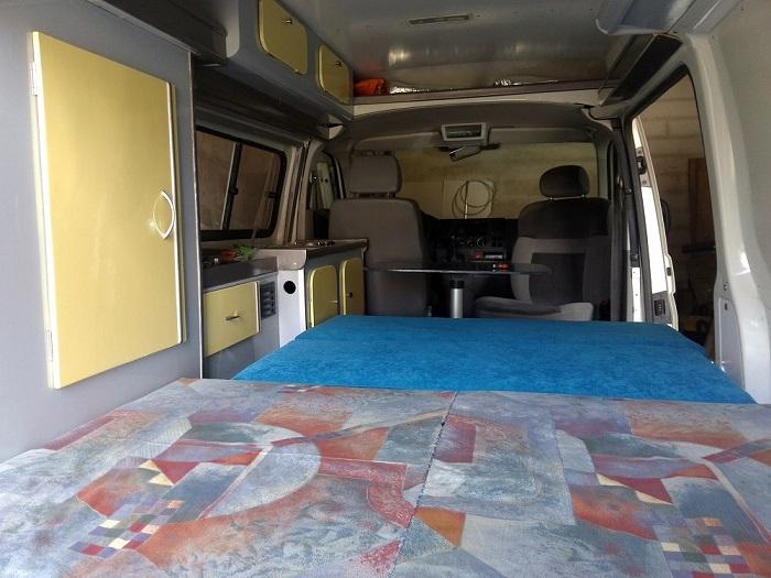 vends Transporter T5, 4motion, seikel aménagé camping  3ok_t510