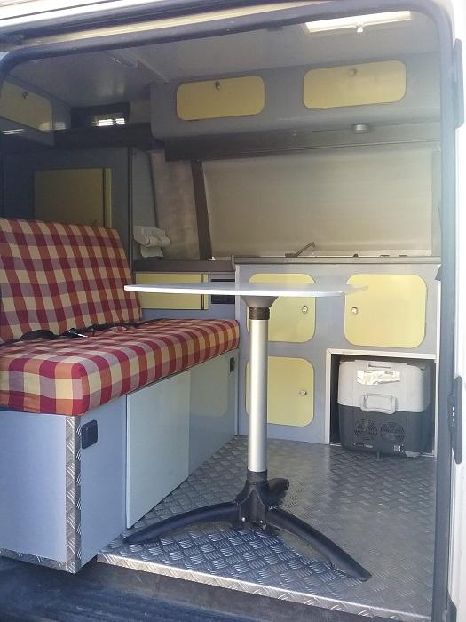 vends Transporter T5, 4motion, seikel aménagé camping  Coin_r10
