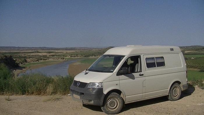 vends Transporter T5, 4motion, seikel aménagé camping  Dok_t510