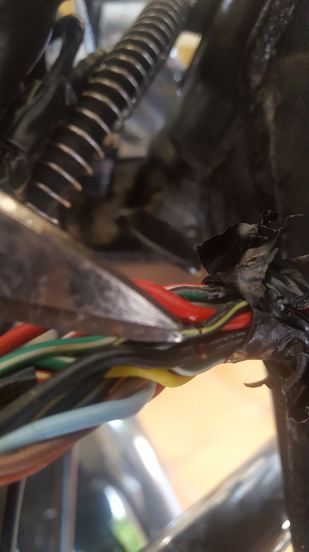 Varios problemas cableado Superlight 20170811