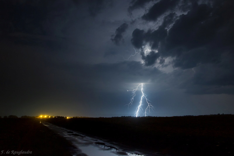 Prévisions orageuses Juillet- Août 80200110