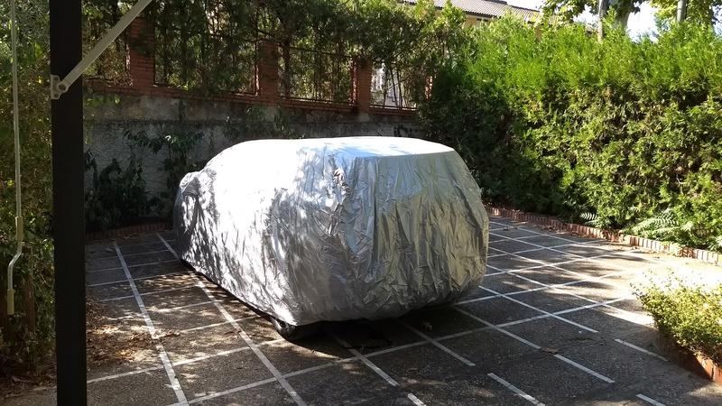 Funda para el coche Img_2026
