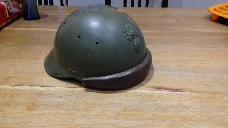 casque des troupes  motorisés françaises. 20170979