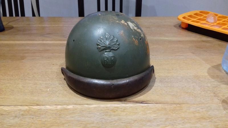 casque des troupes  motorisés françaises. 20170980