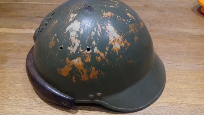 casque des troupes  motorisés françaises. 20170981