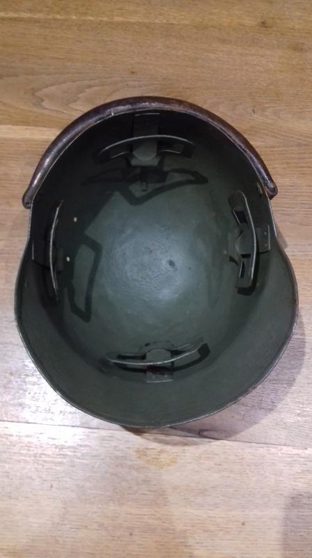 casque des troupes  motorisés françaises. 20170983