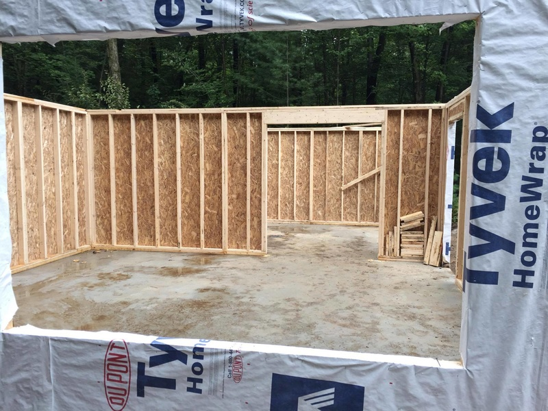 Construction cabane à sucre 1010