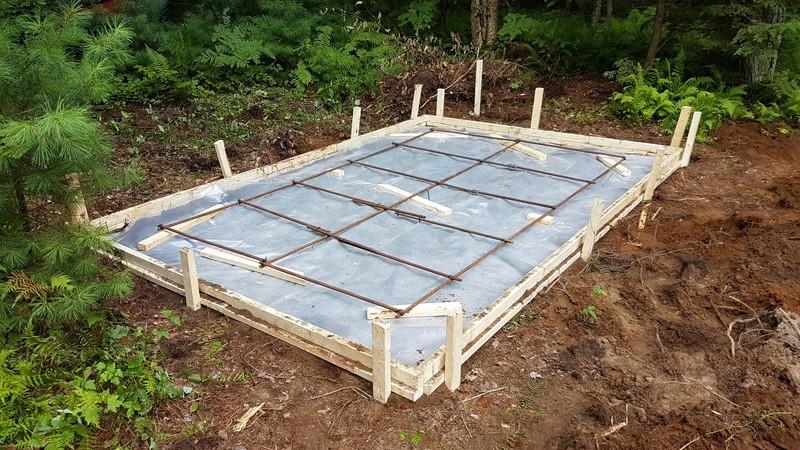 Construction cabane à sucre 810