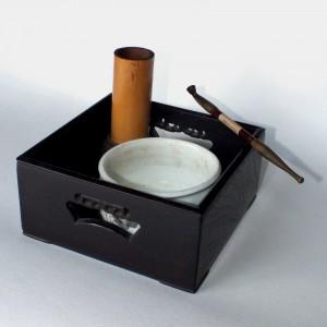 Kiseru, la pipa que vino de Japón Ancien11