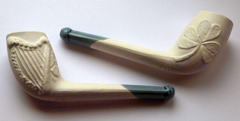 Las pipas de arcilla o pipas Clay Irish211