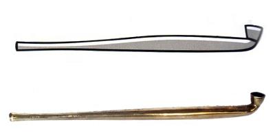 Kiseru, la pipa que vino de Japón Nobe-k10