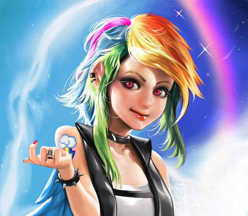 Kendi Rainbow Rainbo10