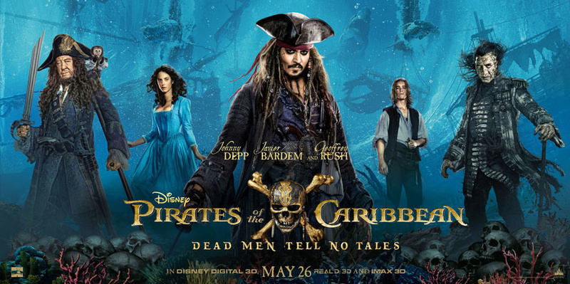 Pirates of the Caribbean: Dead Men Tell No Tales (2017) Movie Download | TVGANGZ Pirate10