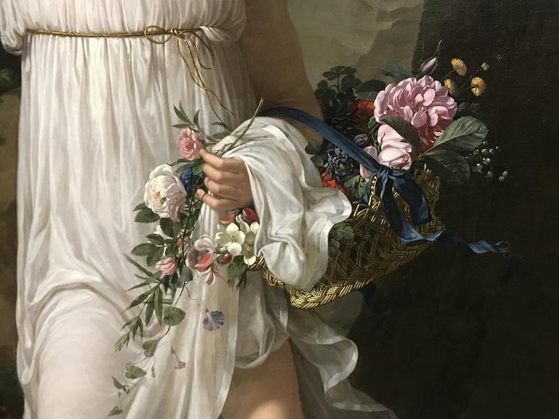 Exposition : Le pouvoir des fleurs, Pierre-Joseph Redouté. Musée de la vie romantique (Paris) Img_8411