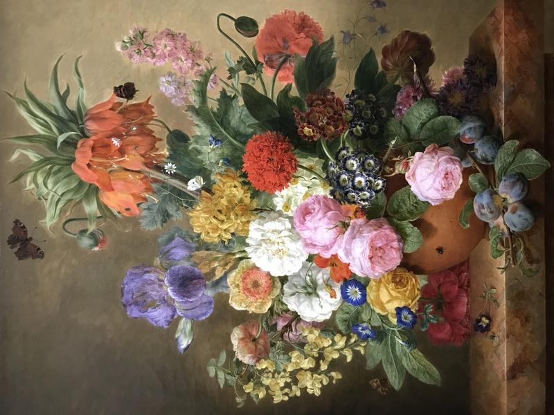 Exposition : Le pouvoir des fleurs, Pierre-Joseph Redouté. Musée de la vie romantique (Paris) Img_8414