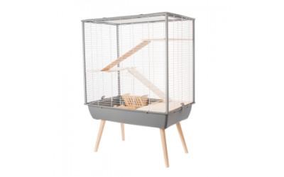 Espacement entre les barreaux = 1,5 cm Cage-n11