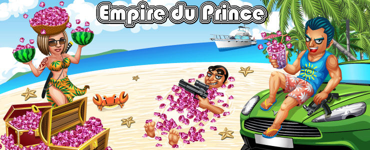 Empire du Prince : Jeu de mafia