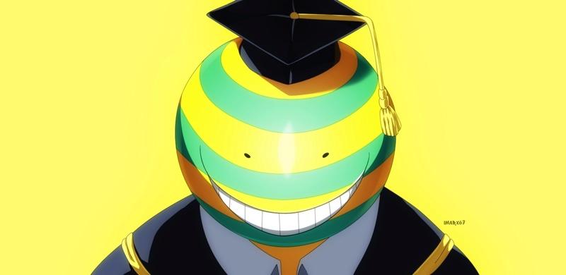 Top 3 personnages les plus drôles dans les mangas Koro-s10