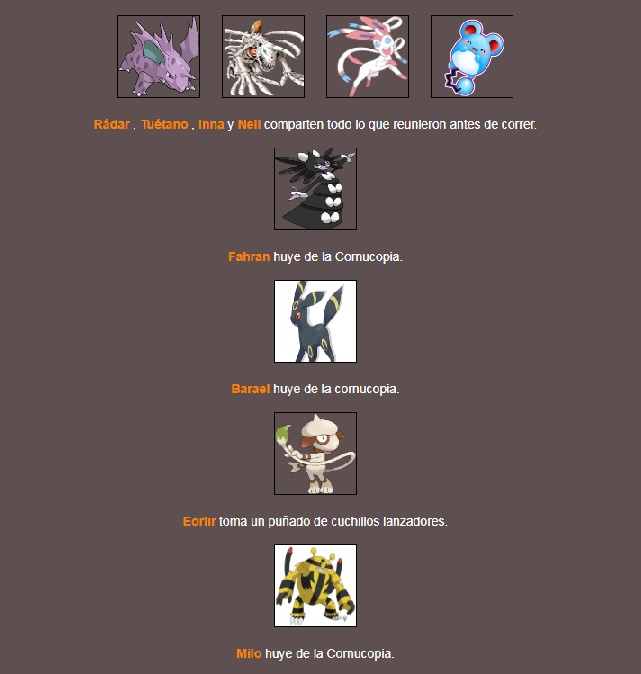 Hunger Rocavarancolia Games Rocava12