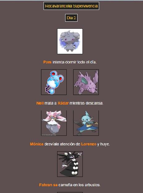 Hunger Rocavarancolia Games Rocava23