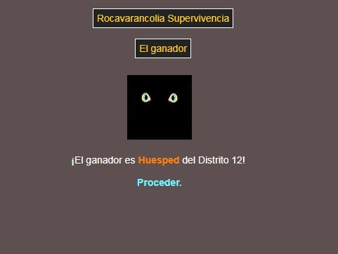 Hunger Rocavarancolia Games Rocava59
